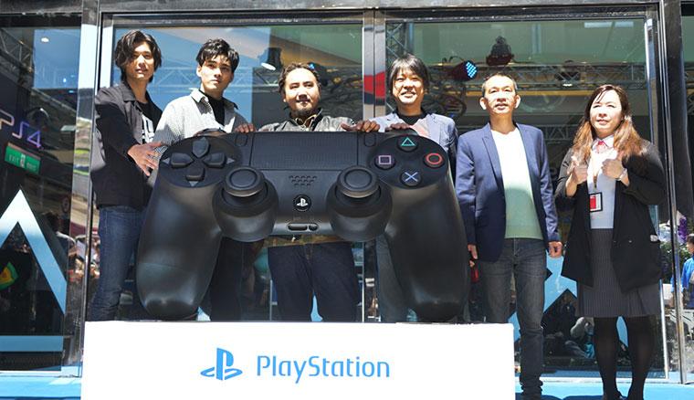 全台首間PlayStation新型態概念店於台北信義區開幕