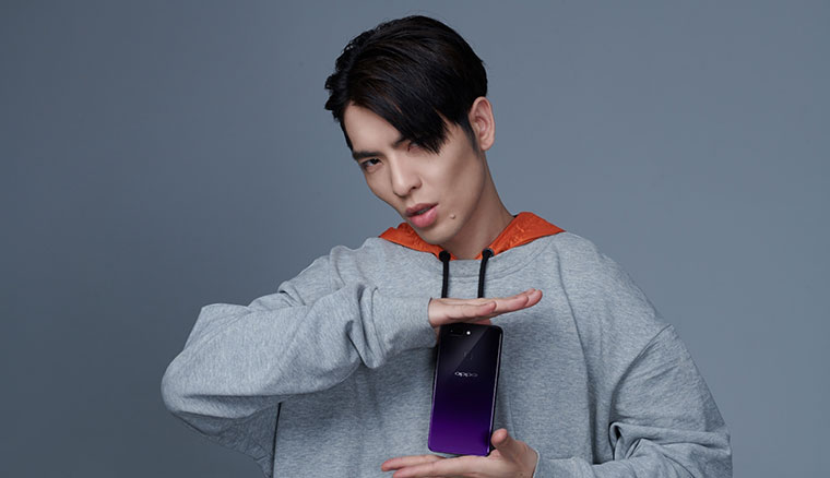 OPPO宣布蕭敬騰成為明星夥伴代言R15,將攜手YouTuber推出特別企劃
