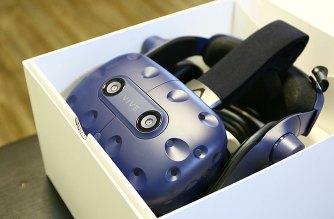 HTC VIVE Pro開始出貨,同步推出內含全套配件的一級玩家版 @LPComment 科技生活雜談