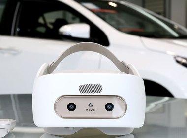 TOYOTA於全台109個展間導入HTC VIVE Focus,以VR展示車輛安全配備功能 @LPComment 科技生活雜談
