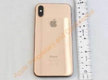 蘋果並未揭曉的金色款神秘iPhone X現身認證文件 @LPComment 科技生活雜談