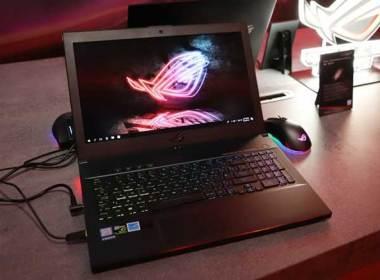 華碩ROG Zephyrus M、新電競桌機同步亮相 新款27吋4K HDR電競螢幕6月中登場 @LPComment 科技生活雜談