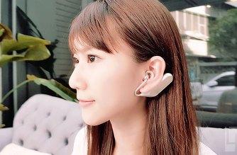 特殊開放式結構與體感操作方式!Sony Xperia Ear Duo真無線藍牙耳機動手玩 @LPComment 科技生活雜談