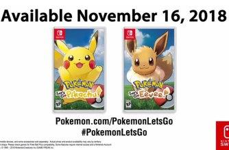 Switch版《精靈寶可夢》雙版本公開!可與手機版《Pokémon Go》連動! @LPComment 科技生活雜談