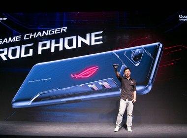 華碩玩家共和國發表ROG Phone電競手機,頂級規格搭配遊戲專屬功能與周邊 @LPComment 科技生活雜談