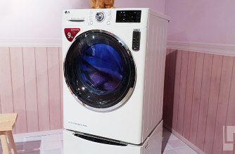 LG免曬衣乾衣機8月在台開賣,強調安靜省電並減少衣物縮水率 @LPComment 科技生活雜談