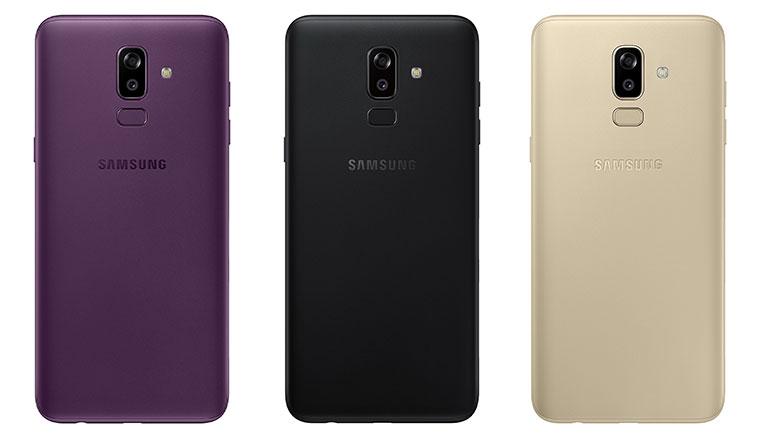 六吋入門機Samsung Galaxy J8八月在台開賣,售價9千有找