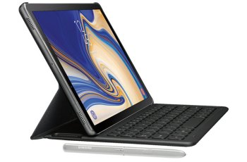 三星Galaxy Tab S4外觀曝光!取消實體Home鍵、S Pen將是全新設計 @LPComment 科技生活雜談