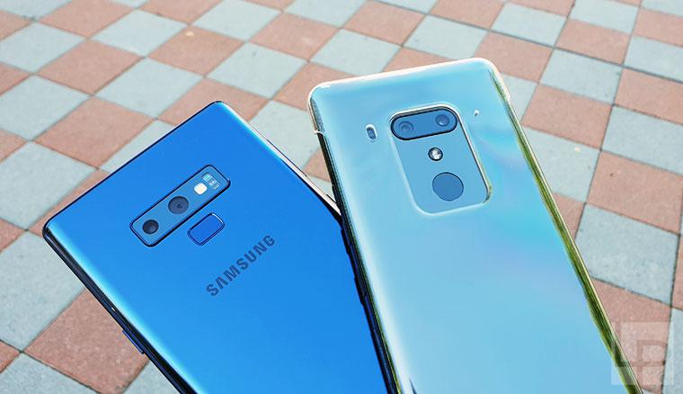 日夜拍雙攝PK!Samsung Note 9與HTC U12+主相機實拍比較