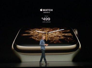 電信業者宣布11/9開賣Apple Watch Series 4,11/2搶先預約預購 @LPComment 科技生活雜談