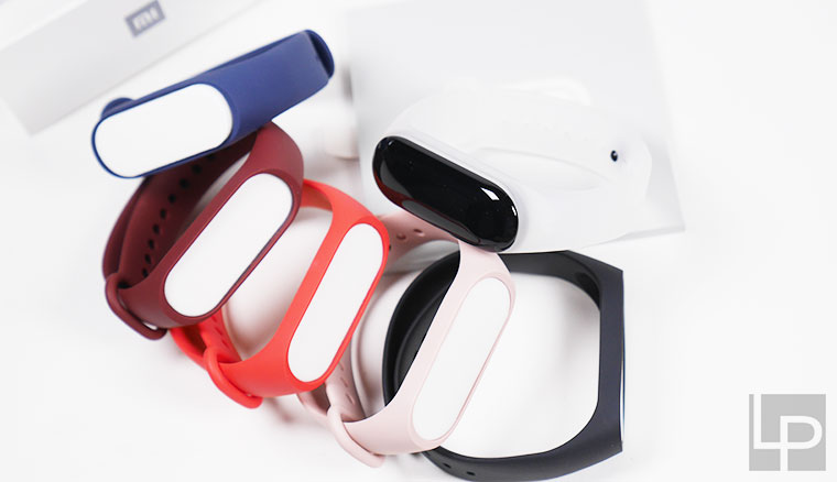 小米手環3與全色系5+1款錶帶開箱!只送不賣的原廠「透明探索版」錶帶動手玩