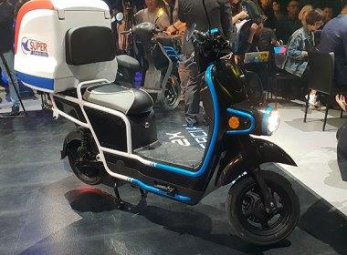 宣布進軍印度!Kymco在台發表Ionex車能網商業版,推四大商用套裝方案 @LPComment 科技生活雜談