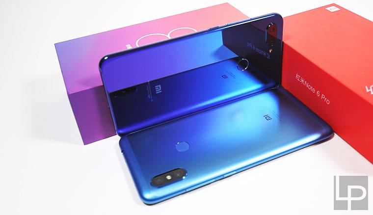 萬元有找超值雙機!小米8 Lite、紅米Note 6 Pro開箱動手玩