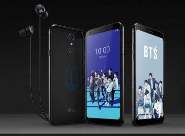 ARMY專屬!LG Q7+BTS Edition防彈少年團特別版預購送BTS專屬好禮 @LPComment 科技生活雜談