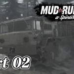 [#02]Spintires: MudRunner 泥まみれトラック![ゲーム実況byjanne]