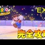 【実況】 スーパーマリオ3Dワールドでたわむれる Part26 EXマップ9[ゲーム実況byシンのたわむれチャンネル]