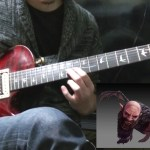 #17【GuitarPlaythrough】DDON「マンティコア」戦闘 BGM[ゲーム実況byササクレのゲーム実況・無実況]