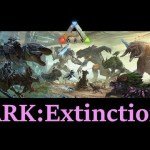 【ARK公式PVE】やることは決めてない【Extinction(絶滅地球)】【PC版】【ARK Survival Evolved】[ゲーム実況by月冬]