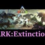 【ARK公式PVE】新生物SnowOwl(フクロウ)狙い【Extinction(絶滅地球)】【PC版】【ARK Survival Evolved】[ゲーム実況by月冬]