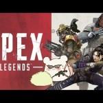 【Apex Legends】特訓。下手くそすぎるのでキャリーしてくれる野良に出会いたい。【PS4 エーペックスレジェンズ 】[ゲーム実況byオーメンズ11ゲームch]