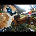 #69【ARK】脱色成功!激かわ黄金フクロウ赤ちゃん誕生!&メガラニアテイム!【RAGNAROK】【PC版公式PVE:ARK Survival Evolved】[ゲーム実況by月冬]