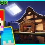 【マインクラフト】和風MODで温泉宿を作りたい!!【赤髪のとも】[ゲーム実況by赤髪のとも]