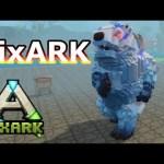 #13【PixARK】PixARKのダイアウルフ&ベアはこんなん【PC版公式PVE】[ゲーム実況by月冬]
