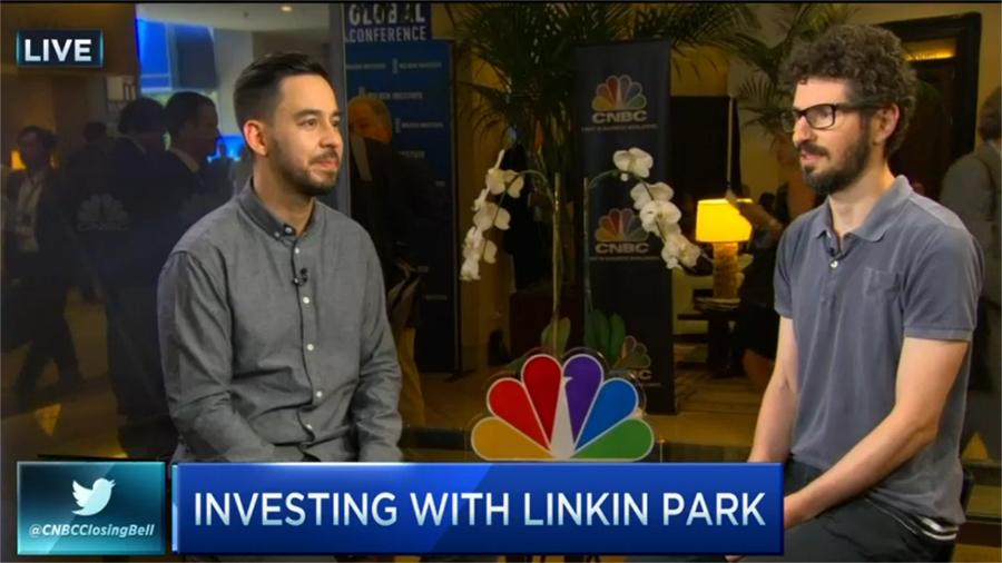 Linkin Park announce Machine Shop Ventures