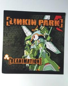 LPU Giveaway: Reanimation vinyl insert