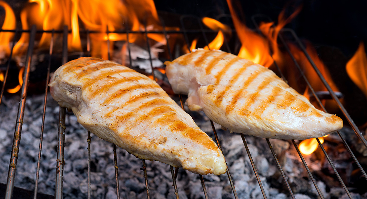 chicken-fillets-on-the-barbecue