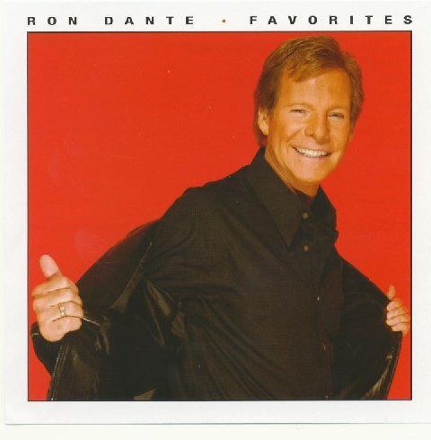 Favorites CD by Ron Dante