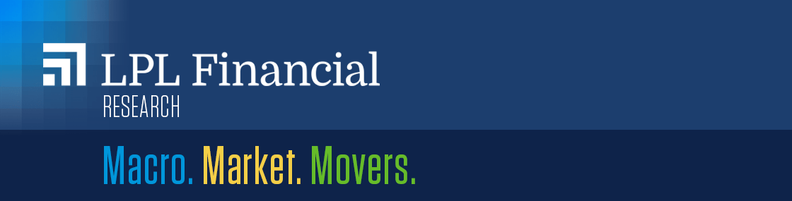 LPL Financial Research Macro Market Movers site banner