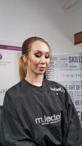 Zilele Internationale ale Frumusetii makeup glamour