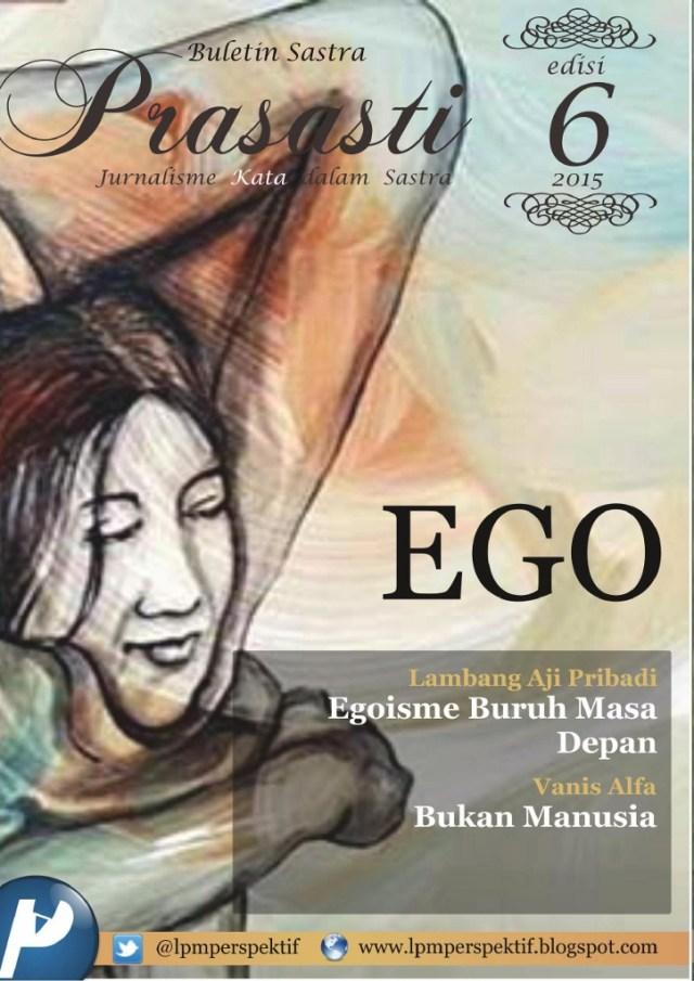 Book Cover: Buletin Prasasti Edisi 6: Ego