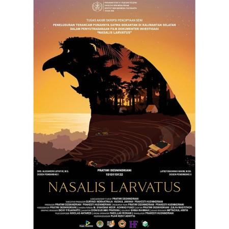 Nasalis Larvatus, oleh Pratiwi Desnindriani.
