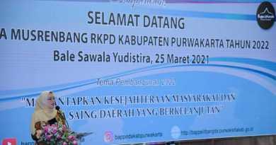 Musrembang 2022, Bupati Purwakarta: Prioritas Pembangunan sesuai dengan Kebutuhan Masyarakat
