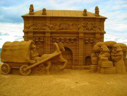 23 Festival des sculptures de sable à Gdańsk (5)
