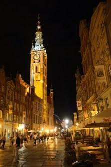 33 Hôtel de ville de Gdańsk
