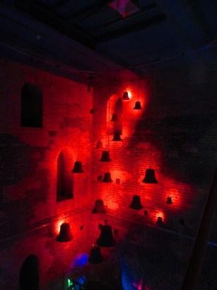 7 La tour se l'église de St Caterine - les cloches