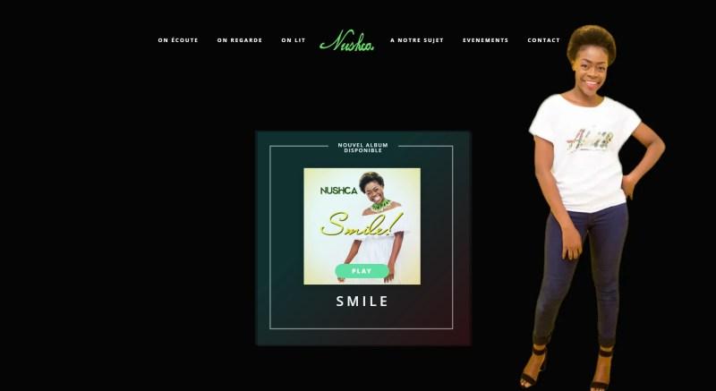 Nushca Official site