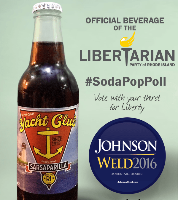 """Two Soda Campaign?  What About a Third """"Party"""" Choice?"""