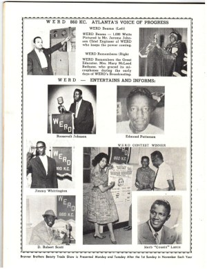 Bronner Brothers Yearbook 1961