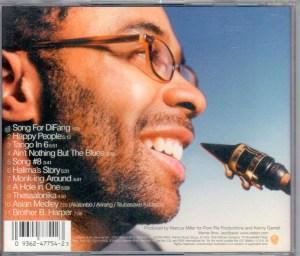 Kenny Garrett Happy people CD 1