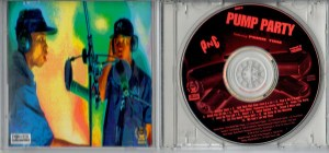 Partners In Crime Pump The Party CD
