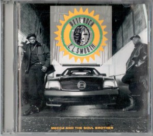 Pete Rock & CL Smooth Mecca And The Soil Brother CD
