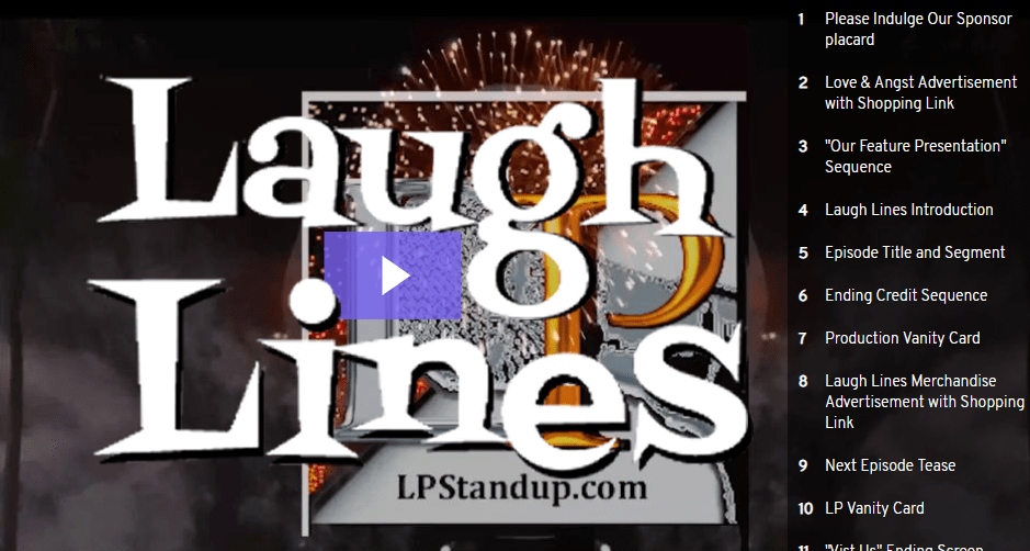 Laugh Lines - LP On 4-20 Featured Image