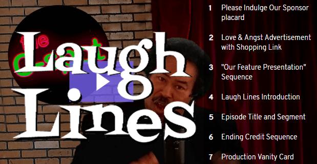 Laugh Lines - LP On Bedroom Decorum Featured Image