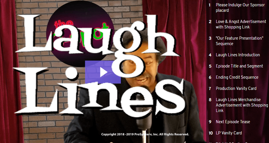 Laugh Lines - LP On Leadership Featured Image