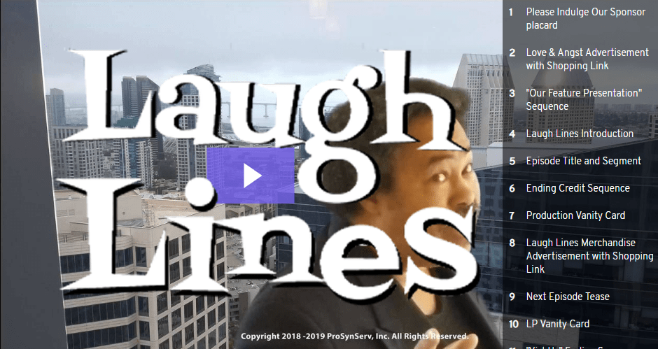 Laugh Lines - LP On Risk Featured Image