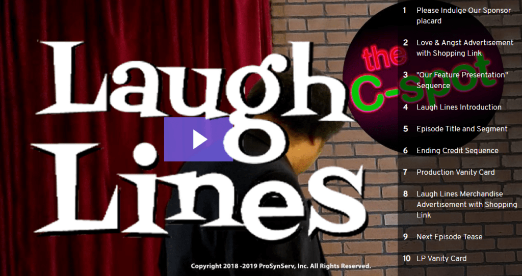 Laugh Lines - LP On Becoming A Comic Featured Image